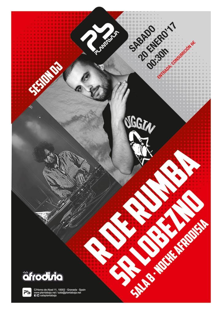 R DE RUMBA + Sr. Lobezno Planta Baja