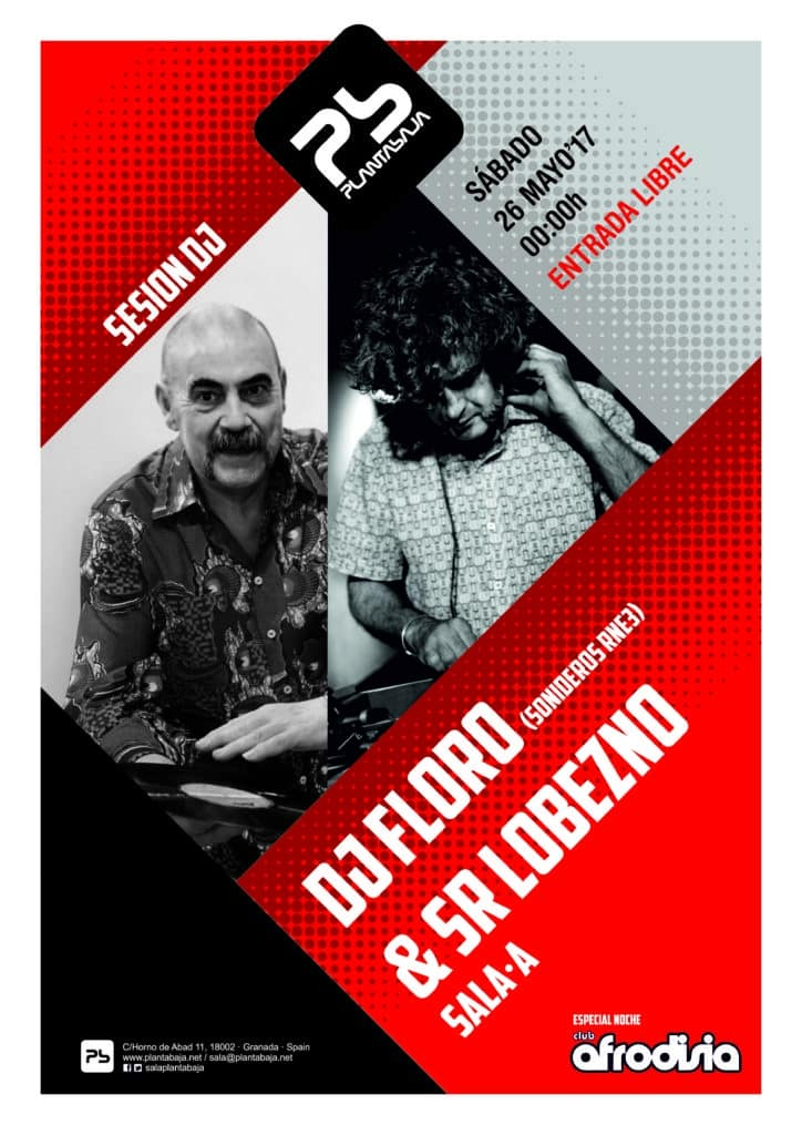 DJ Floro (republicadrobeat - sonideros RNE3) + Sr. Lobezno Planta Baja