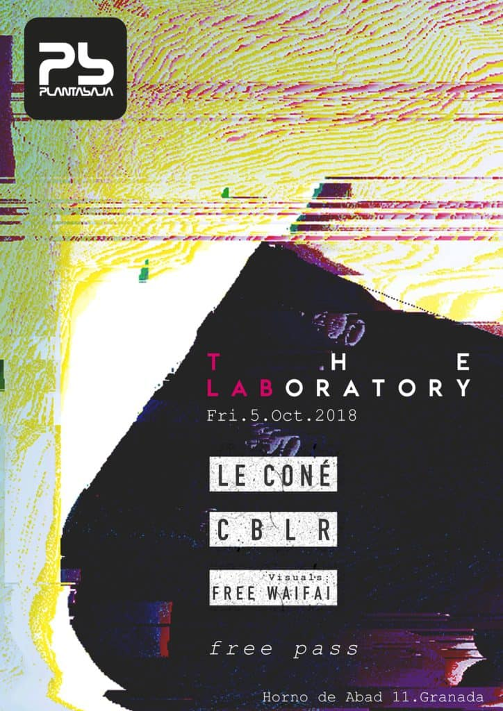 T-Label presenta The Laboratory #01 Planta Baja