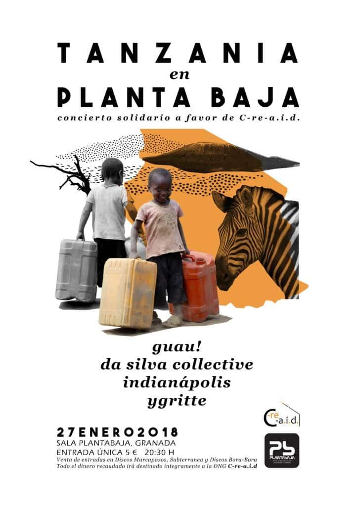 Da silva collective + Guau! + Indianapolis + Ygritte Planta Baja