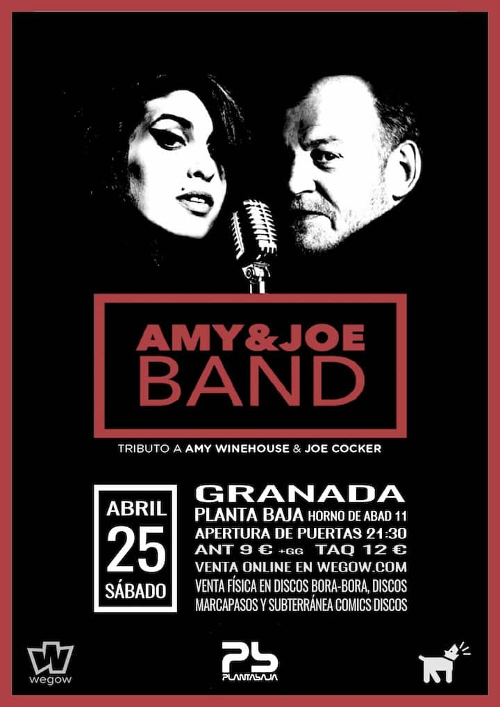 AMY & JOE BAND Planta Baja