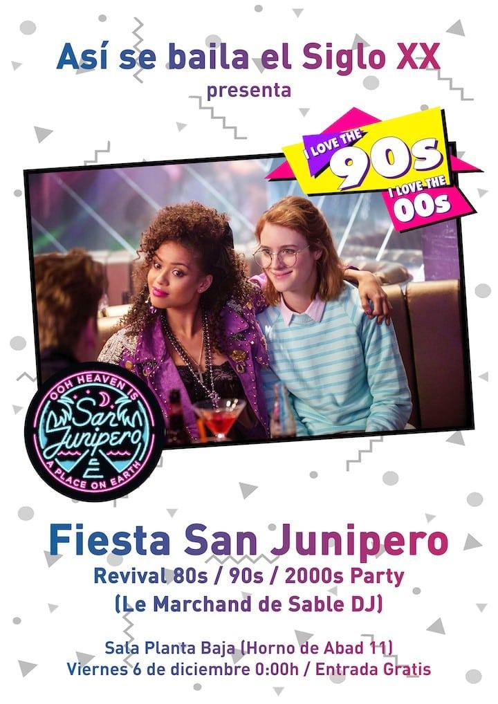 San Junipero: Girls Night Out Planta Baja