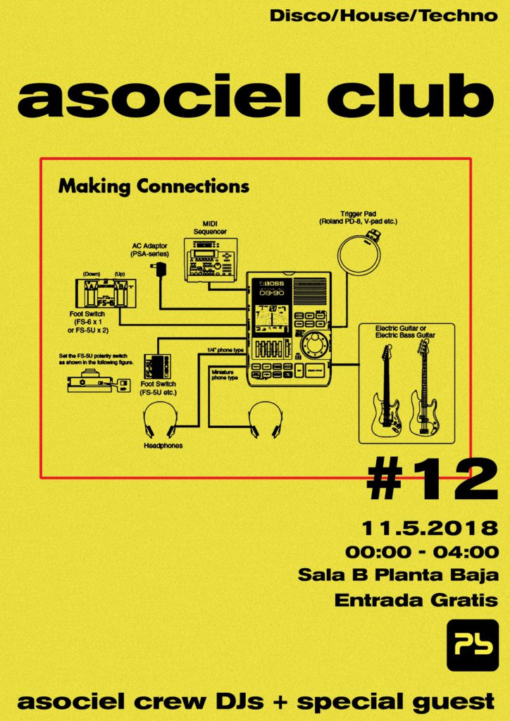 asociel Club #12 Planta Baja