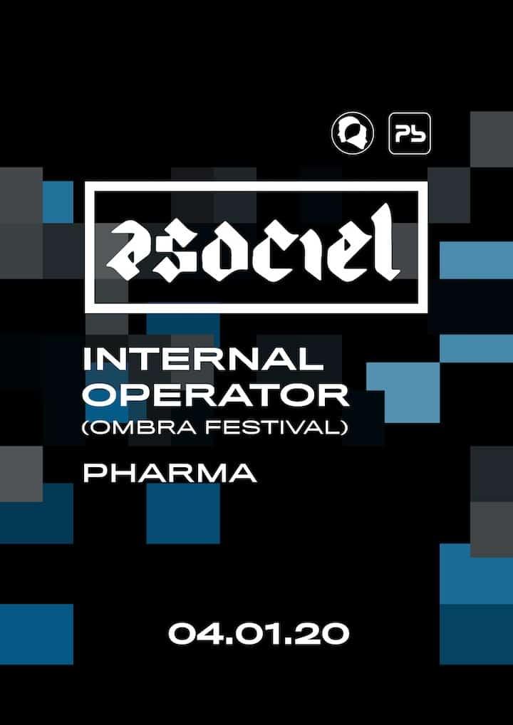 asociel Club: Internal Operator (Ombra Festival) Planta Baja
