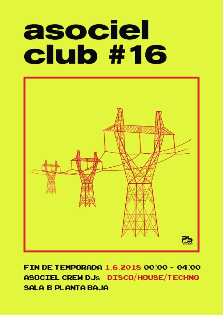 asociel Club #16 Planta Baja