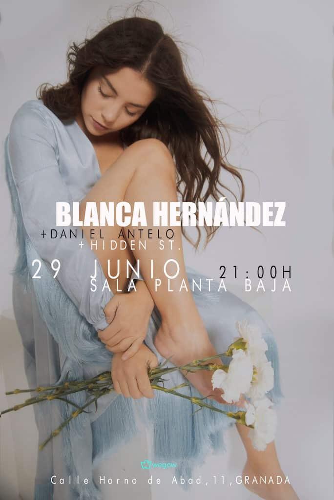 BLANCA HERNÁNDEZ + Daniel Antelo + Hidden ST. Planta Baja