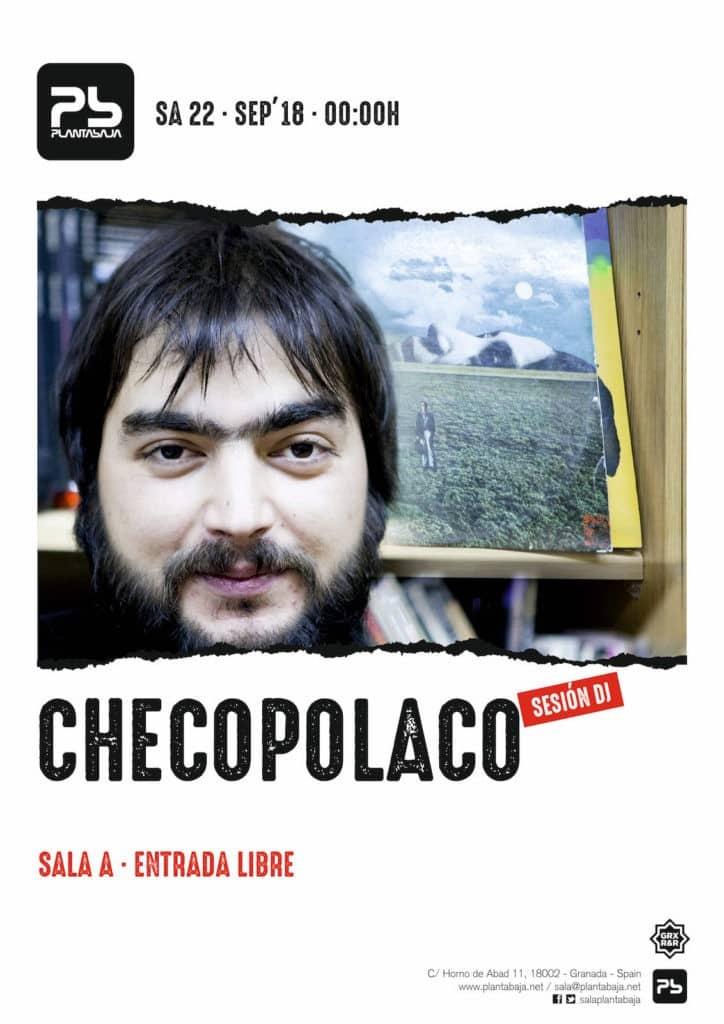 Sesión Checopolaco 22 de septiembre de 2018 Planta Baja
