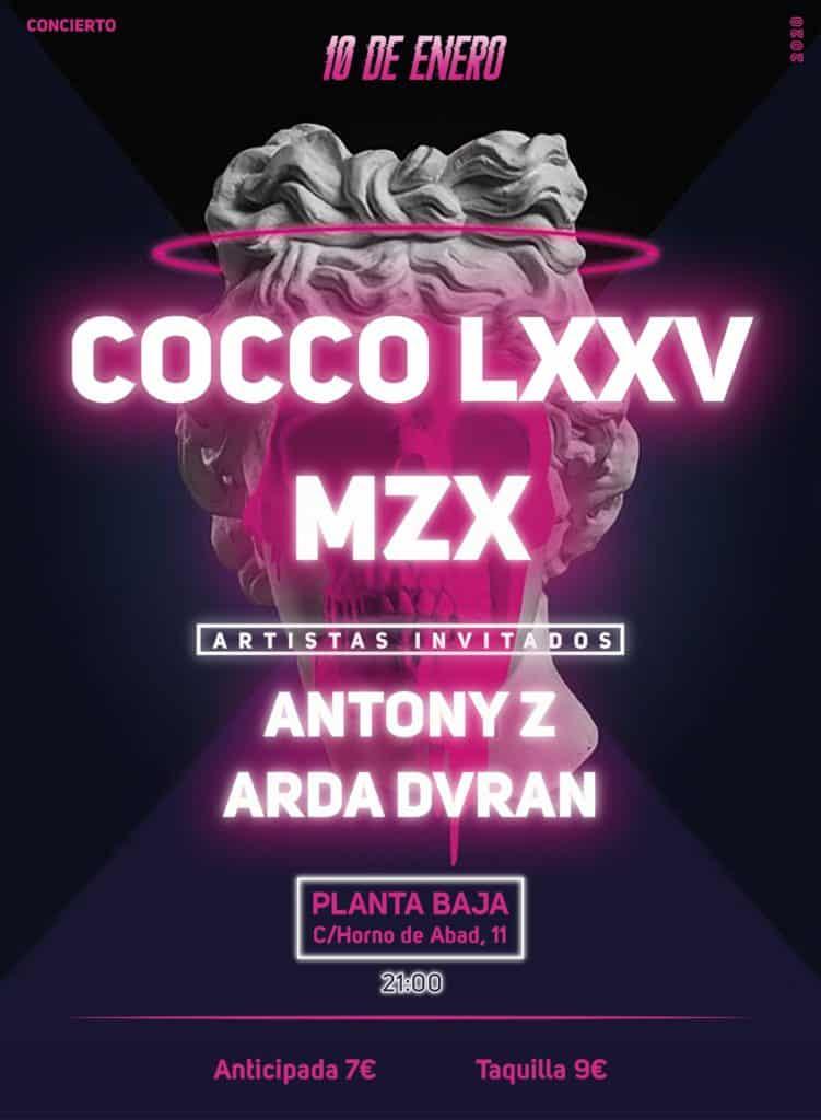 COCO LXXV + MZX Planta Baja