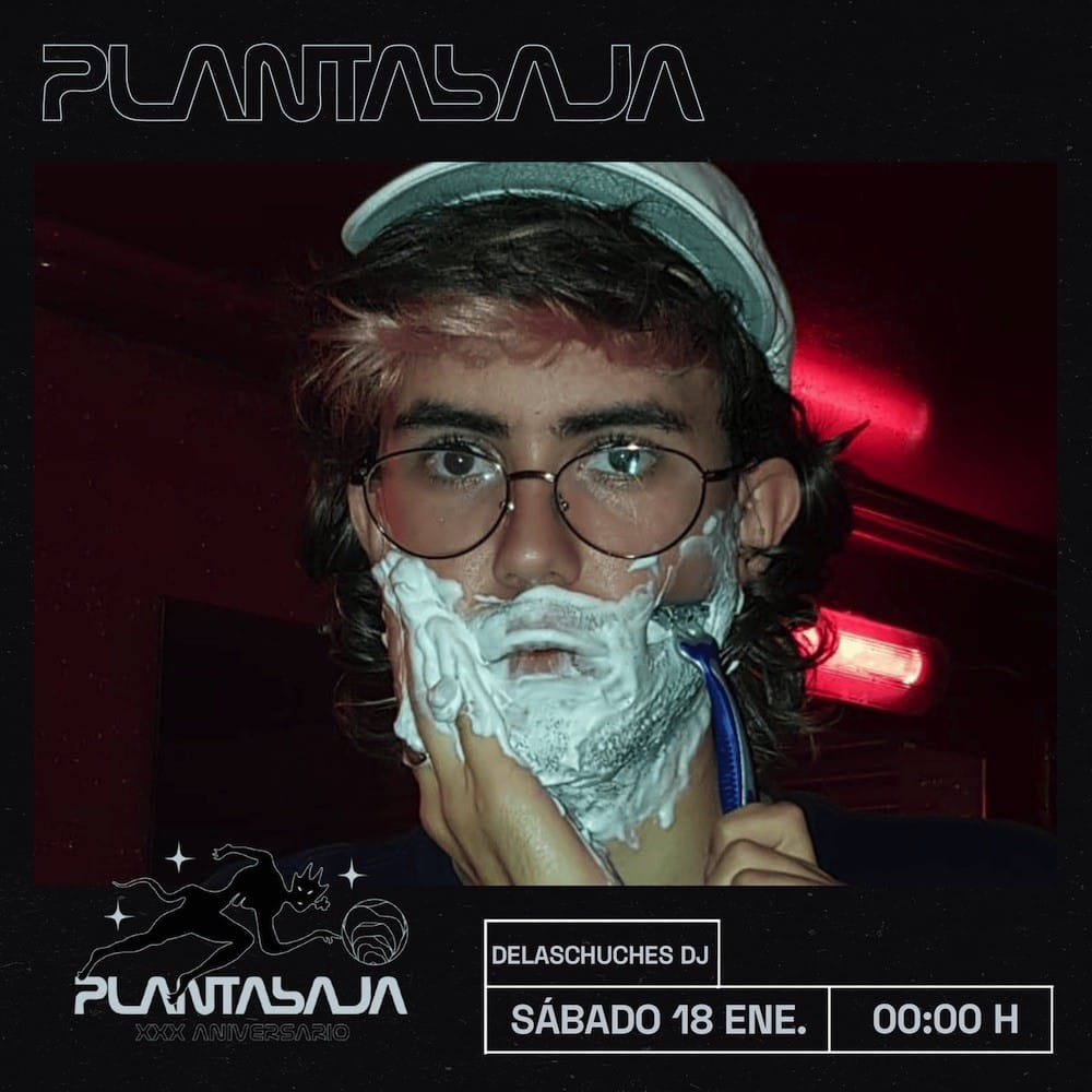 Delaschuches DJ Planta Baja