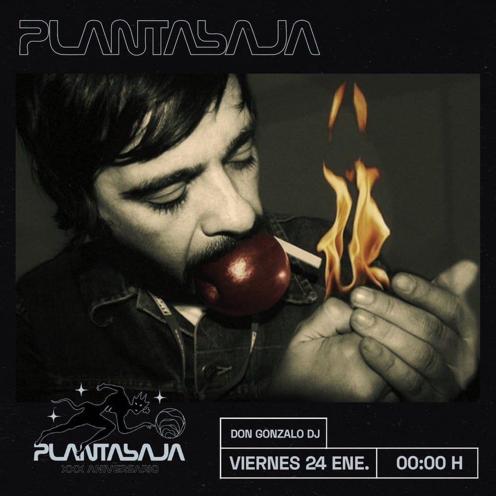 Don Gonzalo DJ Planta Baja