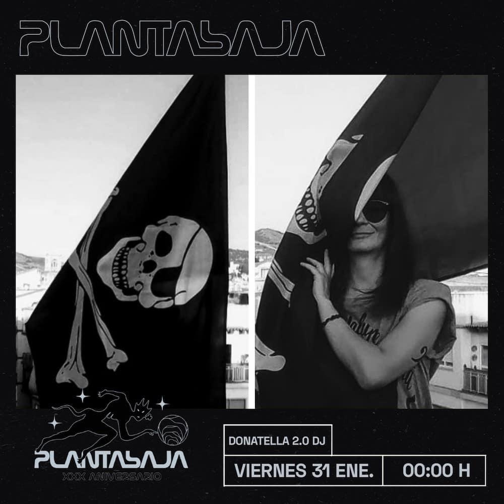 Donatella 2.0 DJ Planta Baja