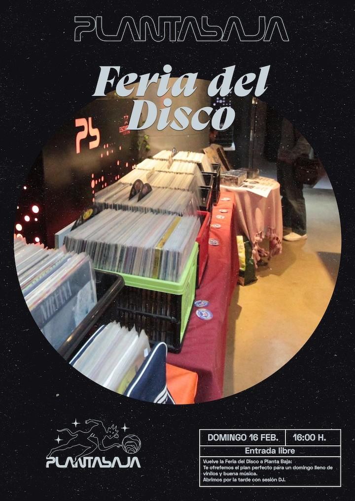 Feria del Disco Planta Baja
