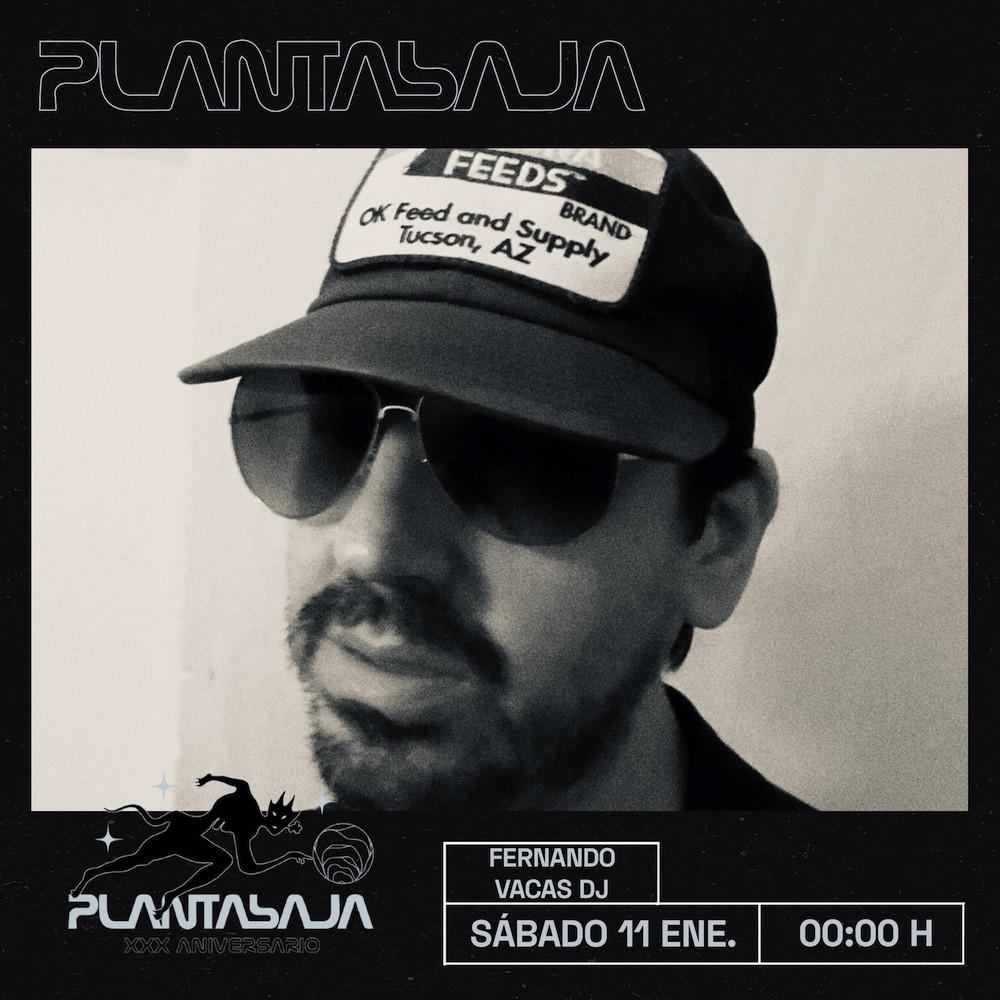 Carlitos Brigante + Fernando Vacas DJs Planta Baja