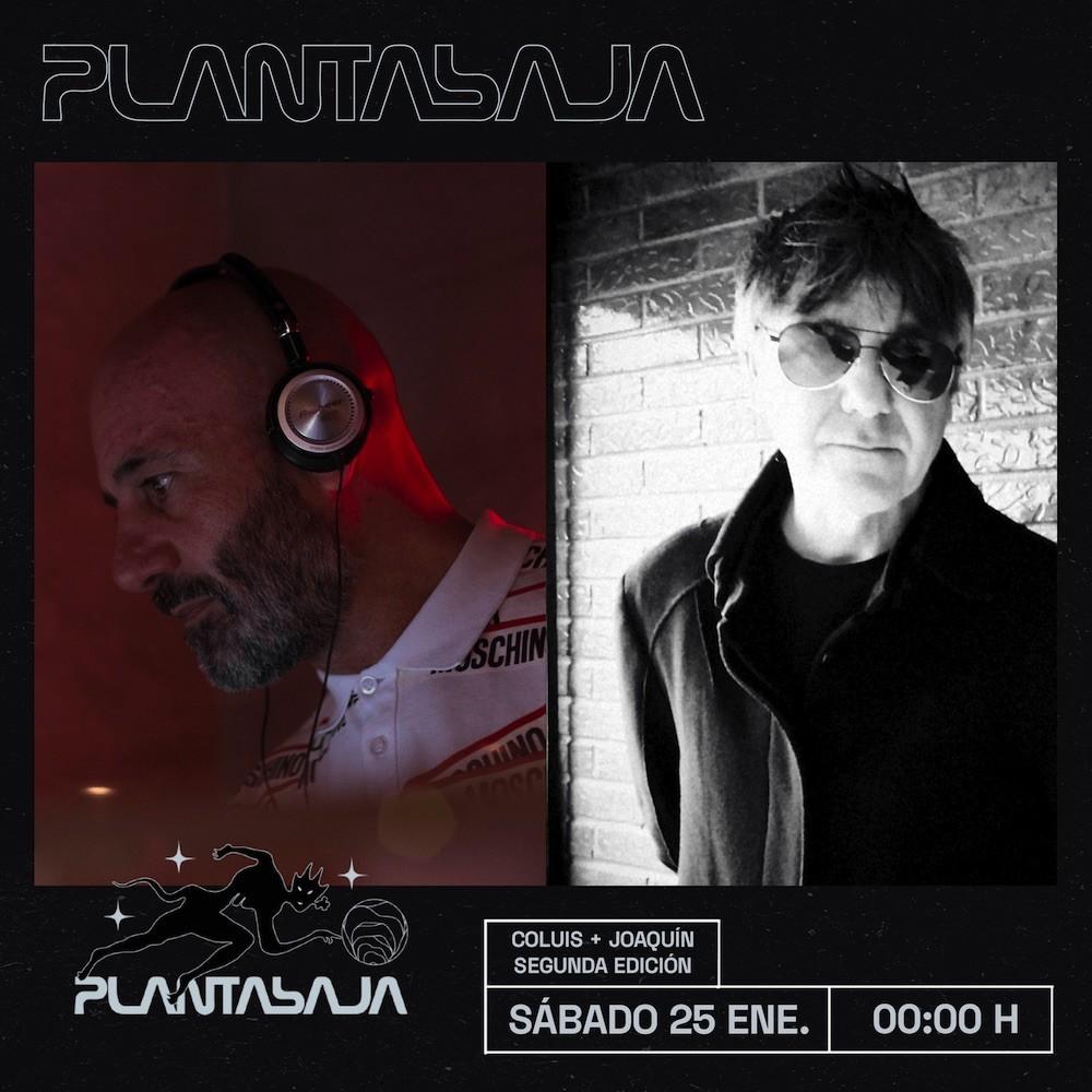 Francis Coluis + Joaquín Segunda Edición Planta Baja