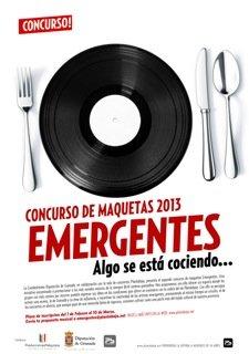 Finaliza el plazo de inscripción de EMERGENTES 2013 Planta Baja