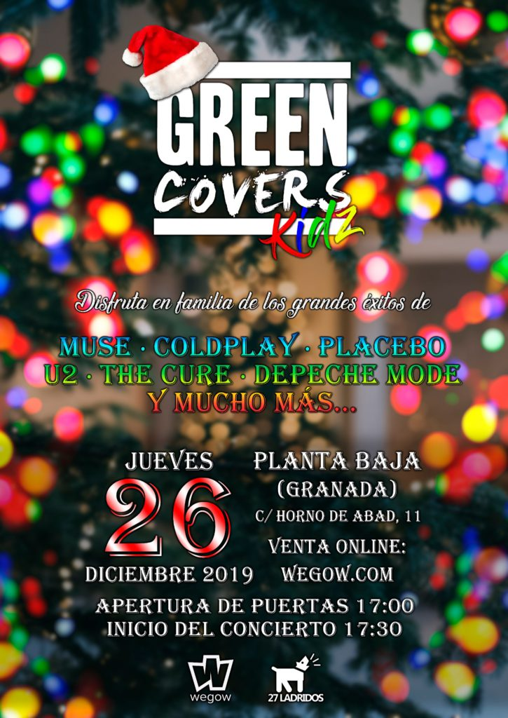 GREEN COVERS KIDS Planta Baja