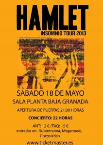 Hamlet Granada