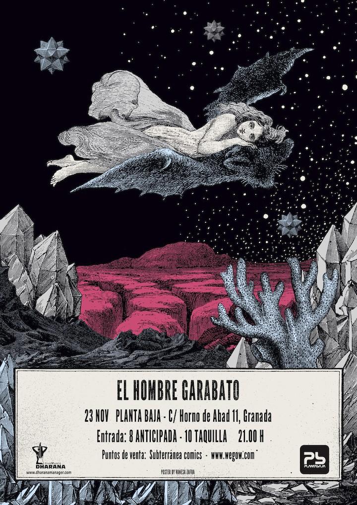 EL HOMBRE GARABATO Planta Baja