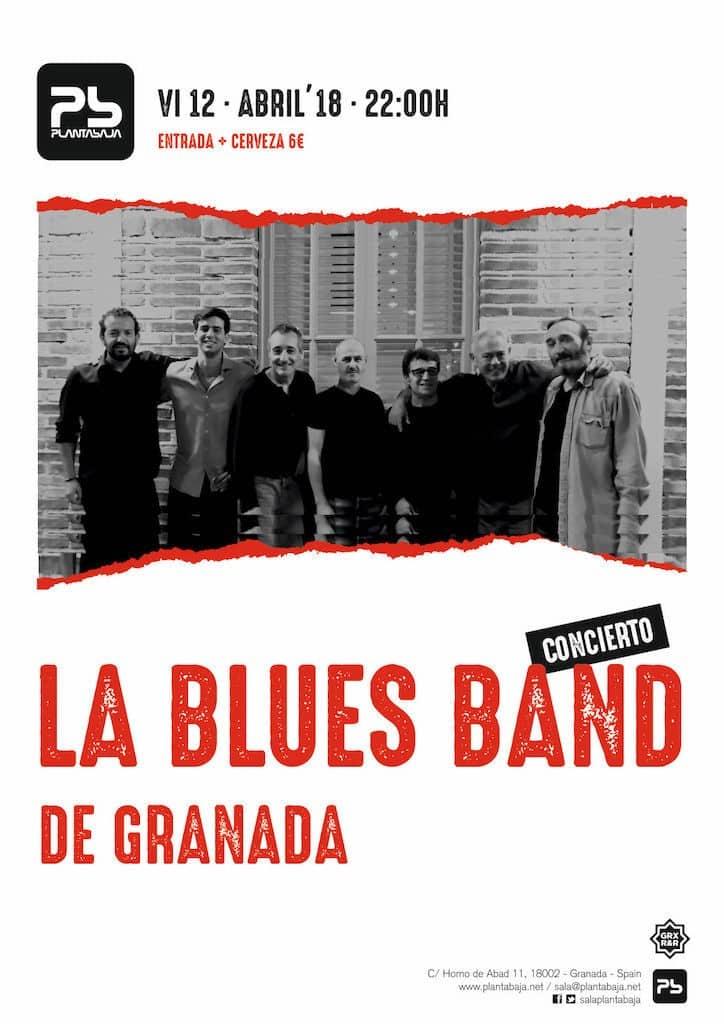 LA BLUES BAND DE GRANADA Planta Baja