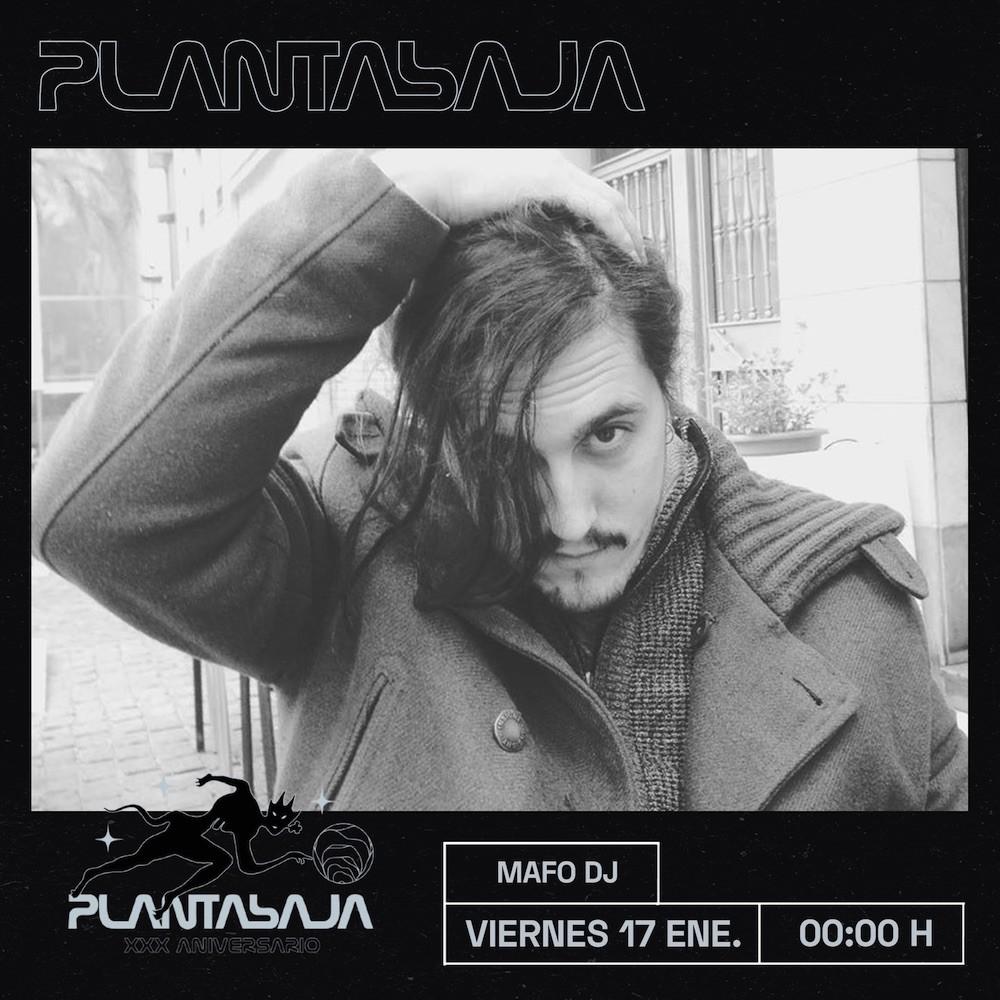 Mafo DJ Planta Baja