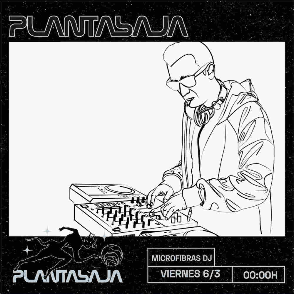 Microfibras DJ Planta Baja