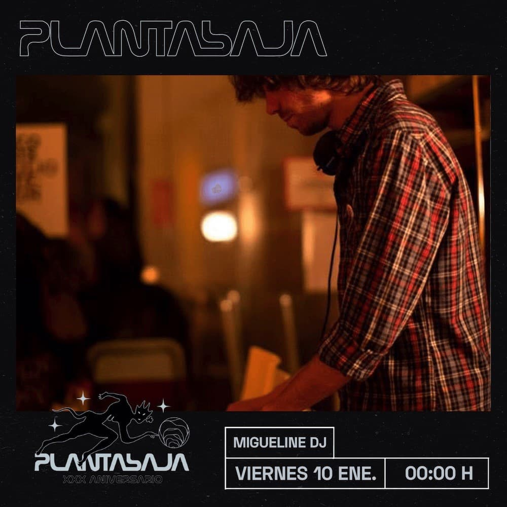 Migueline DJ Planta Baja