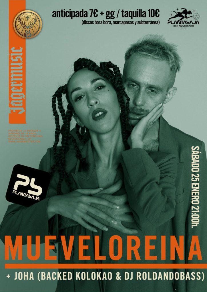 MUEVELOREINA + JOHA Planta Baja