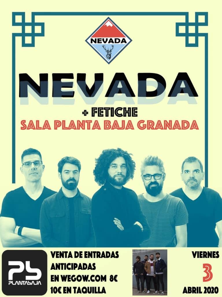 NEVADA + FETICHE Planta Baja
