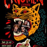 Noodles Music Box: CAVEMEN Planta Baja
