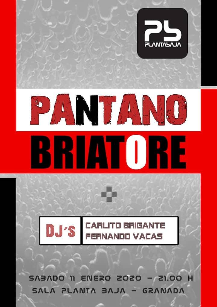 PANTANO + BRIATORE Planta Baja