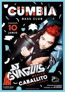 Cumbia Bass Club – Dj Guaguis Planta Baja