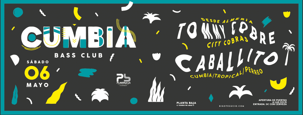 TROPICAL BASS CLUB (CANCELADO) Planta Baja