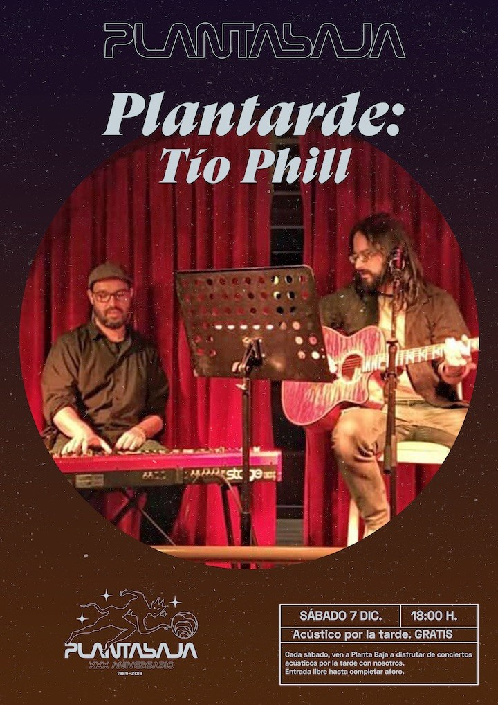 Plantarde: TÍO PHILL Planta Baja