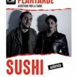 Plantarde SUSHI Planta Baja