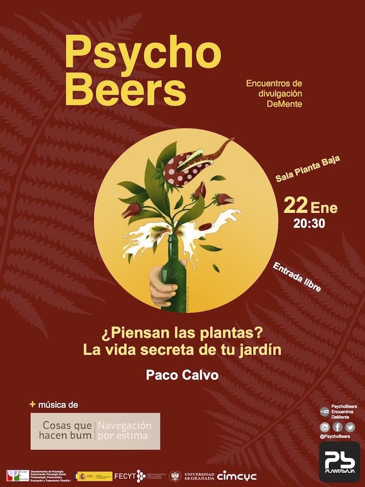 PSYCHO BEERS + COSAS QUE HACEN BUM Planta Baja