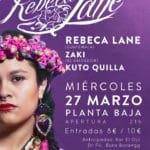 REBECA LANE + ZAKI + KUTO QUILLA Planta Baja