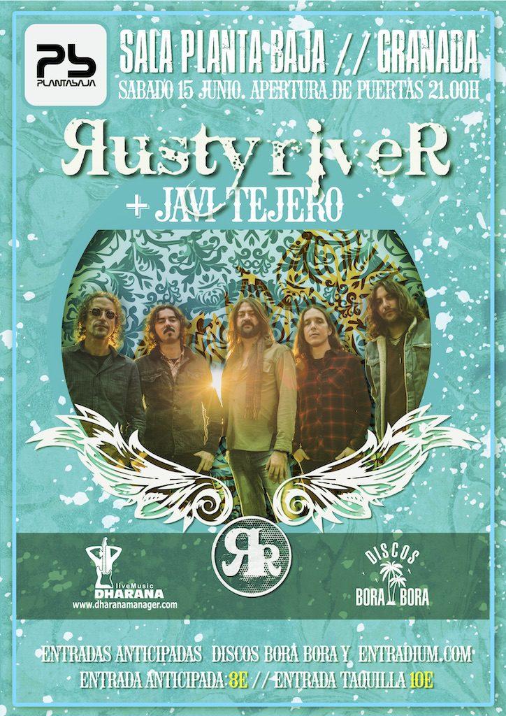 RUSTY RIVER + JAVI TEJERO Planta Baja