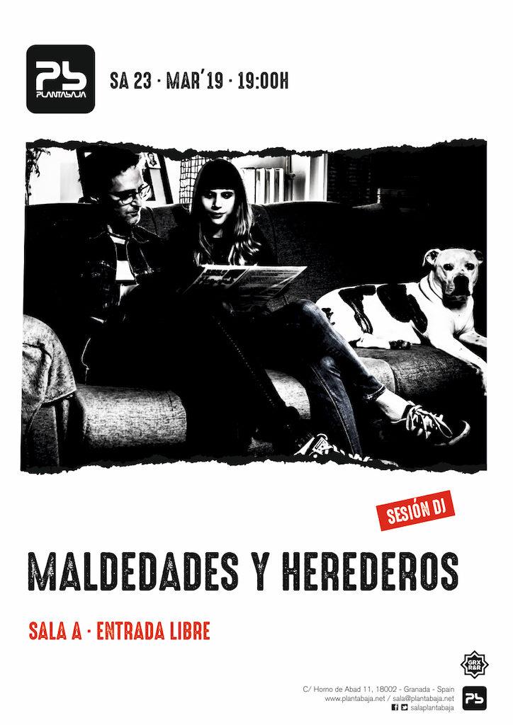 Maldedades & Herederos Planta Baja