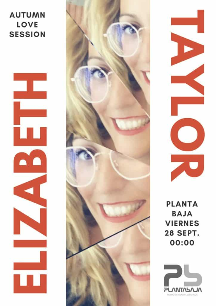 Sesión Elizabeth Taylor 28 de septiembre de 2018 Planta Baja