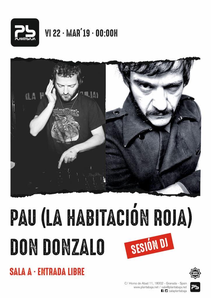 Pau La Habitación Roja + Don Gonzalo Planta Baja