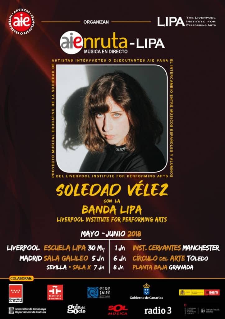 SOLEDAD VÉLEZ + COMBO LIPA Planta Baja