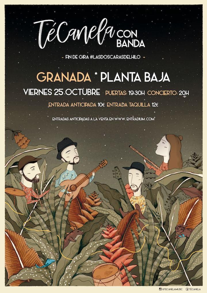 TÉCANELA Planta Baja