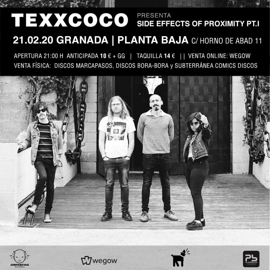 TEXXCOCO Planta Baja