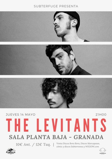 THE LEVITANTS Planta Baja
