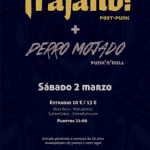 TRAJANO! + PERRO MOJADO Planta Baja