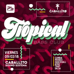 Tropical Bass Club Planta Baja
