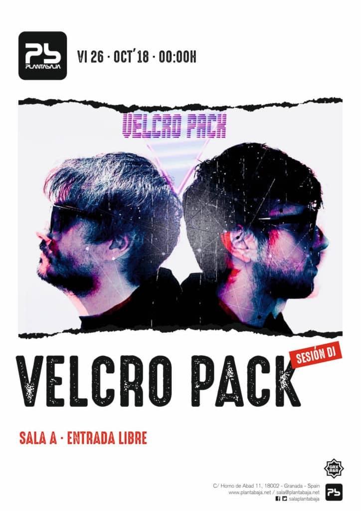 VelcroPack Planta Baja