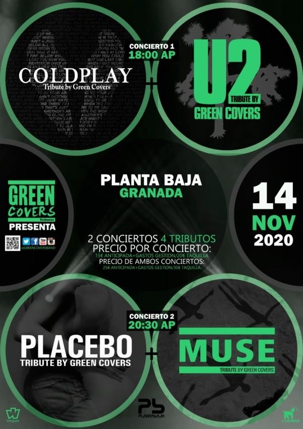 Green Covers *Cancelado* (14.11.20) Planta Baja
