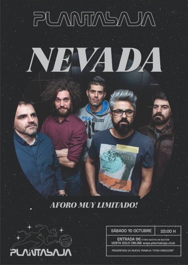 Nevada (10.10.20) Planta Baja