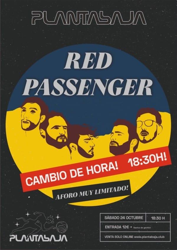 Red Passenger (24.10.20) Planta Baja